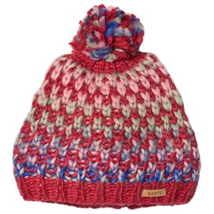 Barts Nicole Knitted Hat Pink 53cm (4 years+)