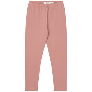 Bonpoint Leggings Faded Pink 4 år