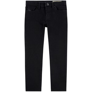 Diesel Black Skinzee Low Skinny Jeans 6 years
