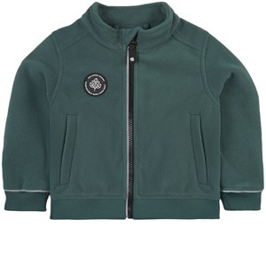 Gullkorn Design Timotei Wb Fleece Petrolgreen 86 cm (1-1,5 år)