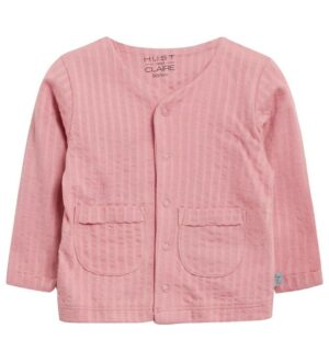 Hust and Claire Cardigan - Cine - Rosa