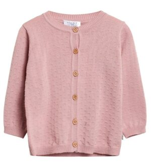 Hust and Claire Cardigan - Strik - Cammi - Rosa