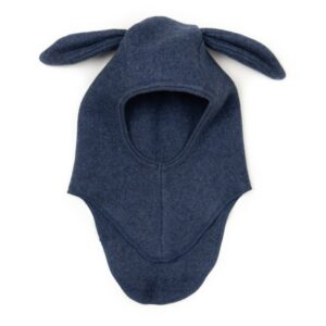 Huttelihut Fleece Elefanthue Rabbit - Navy
