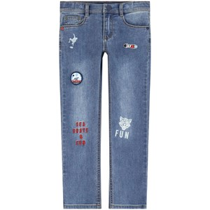IKKS Slim fit jeans with embroideries 14 år