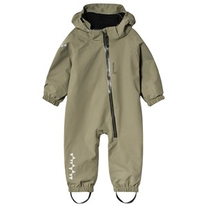 Isbjörn Of Sweden Toddler Hard Shell Jumpsuit Moss 74 cm (7-9 mdr)