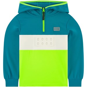 LEGO Wear Sinclair Colorblock Fleece Jacket Turquoise 10 år