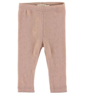 MarMar Leggings - Leg - Uld - Burnt Rose
