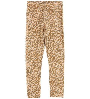 MarMar Leggings - Leo - Gold Leopard