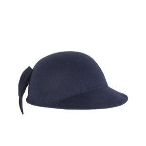 Mayoral Felt Cap Navy 12-18 years