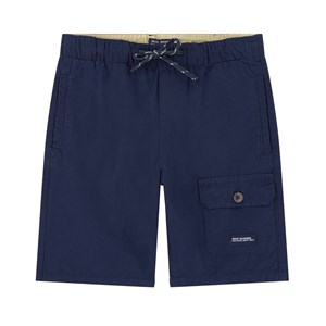 Mayoral Navy Cargo Shorts 8 år