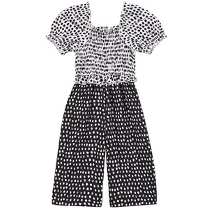 Mayoral Polka Dot Jumpsuit Sort 2 år