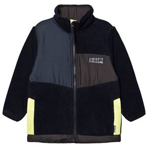 Molo Urbain Fleece jackets Dark Navy 128 cm (7-8 år)