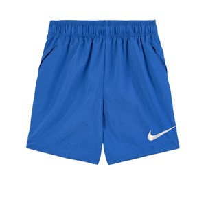NIKE Blue Branded Shorts XS (6-8 years)