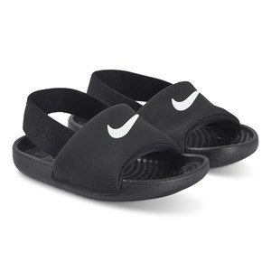 NIKE Kawa Badesandaler Sort 19.5 (UK 3.5)