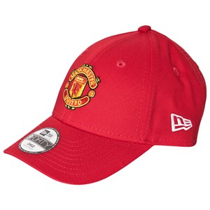 New Era Manchester United 9Forty Baseball Cap Red Child (4-6 years)