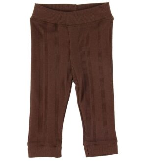 Noa Noa Miniature Leggings - Dorian - Shaved Chocolate