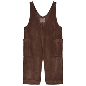 Play Up Corduroy Jumpsuit Walnut 4 år