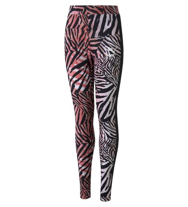 Puma Leggings - Classic - Pink Safari