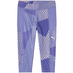 Puma Runtrain Leggings Hazy Blue/Elektro Peach 6 år