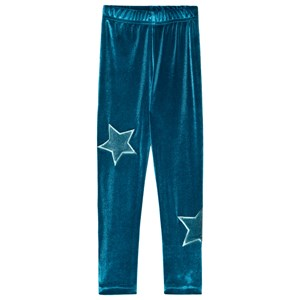 Raspberry Plum Star Galaxy Leggings Grønne 9-10 år