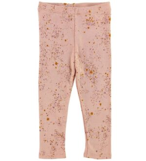 Soft Gallery Leggings - Paula - Mini Splash - Rosa