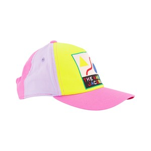 The Marc Jacobs Pink Multi Baseball Cap 52cm (3-6 years)