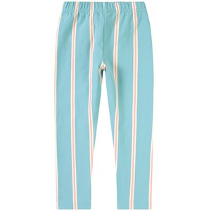 The Middle Daughter Legs 11 Cotton Jersey Legging Collegiate Stripe 9-10 år