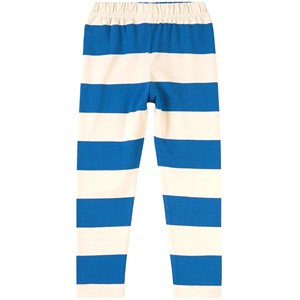 The Middle Daughter Legs 11 Cotton Jersey Legging Horizontal Stripe 3 år