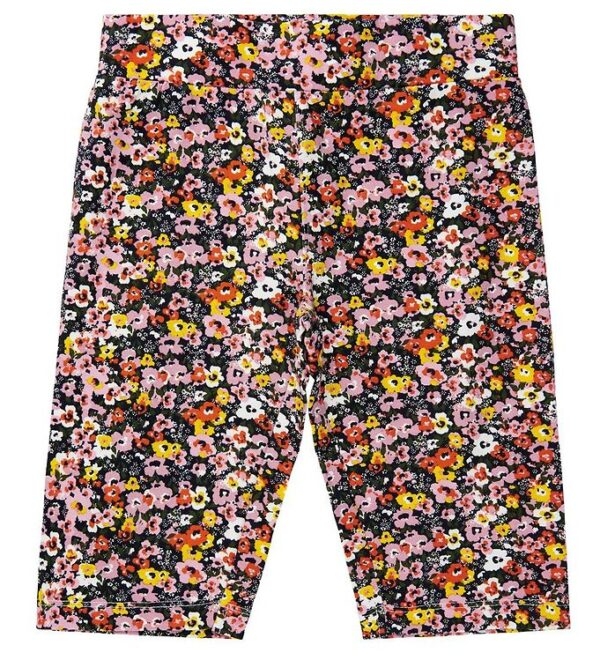 The New Shorts - Try - Sort m. Blomster