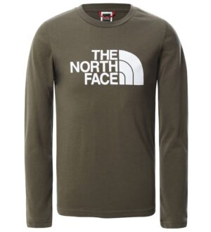 The North Bluse - Easy - Taupe Green