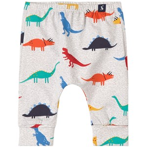 Tom Joule Grey Multi Dino Print Payton Leggings 3-6 months