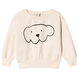 Weekend House Kids Herbert Sweatshirt Cremefarvet 5-6 år