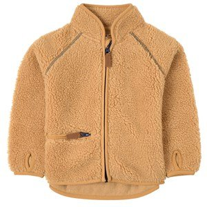 ebbe Kids Bradley Fleece Jacket Amber Yellow 134 cm (8-9 år)