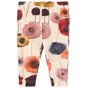 ebbe Kids Piper Leggings Watercolor Poppy 98 cm (2-3 år)