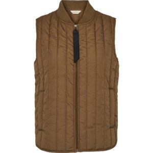 Basic Apparel termo vest, Louisa - Capers Green