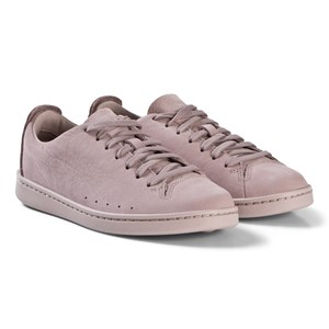 Clarks Nate Lace Sneakers Pink Nubuck 32.5 (UK 13.5)