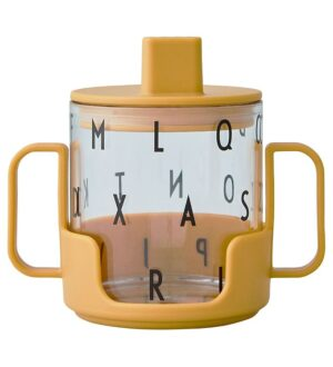 Design Letters Kop - Tritan - Grow With Your Cup - Mustard