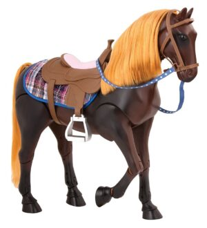 Our Generation Ridehest - 50 cm - Thoroughbred