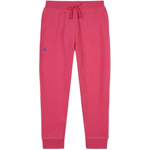 Ralph Lauren Pink Fleece Sweatpants 5 år