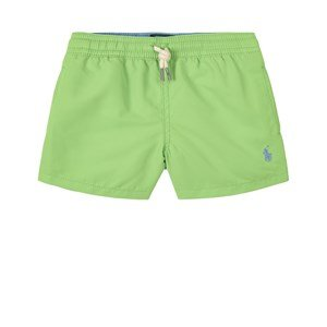 Ralph Lauren Polo Player Badebukser Kiwi Lime 2 år