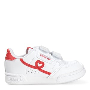 adidas Originals Hearts Continental 80 Sneakers White 21 (UK 5)
