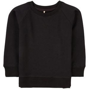 A Happy Brand Sweatshirt Sort 86/92 cm