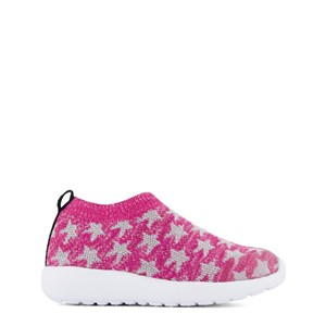 Emu Australia Pink Blyton Starry Night Wool Mesh Eva Sole Trainers 24 (UK 7)