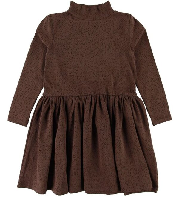 Gro Kjole - Cecilie Jersey - Chocolate