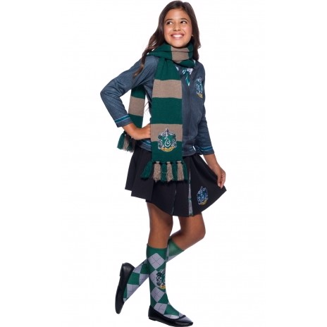 Harry Potter Slytherin Deluxe Halstørklæde