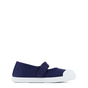 Jacadi Navy and White Trainers 29 (UK 11)