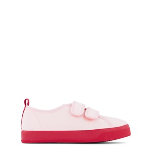 Jacadi Pink with Contrast Sole Trainers 26 (UK 9)