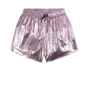 Mayoral Metallic Shorts Lyserøde 12 år
