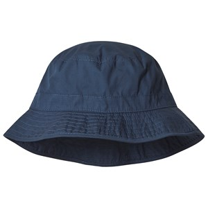 Melton Bucket Hat Solid Marine 53 cm