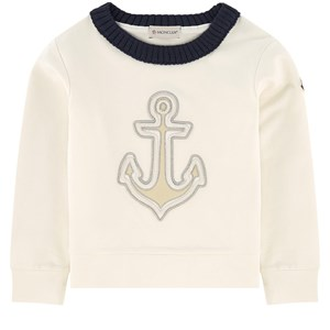 Moncler Embroidered sweatshirt 5 år